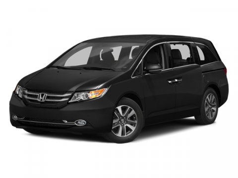 2014 Honda Odyssey Touring FWD BlackGray V6 35 L Automatic 35357 miles Clean Carfax One Owne
