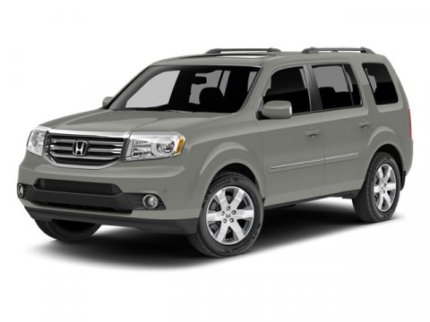 2014 Honda Pilot Touring White Diamond PearlGray V6 35 L Automatic 28118 miles  Four Wheel Dri