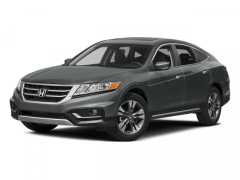 2014 Honda Crosstour EX-L  V6 35 L Automatic 0 miles  Four Wheel Drive  Power Steering  ABS
