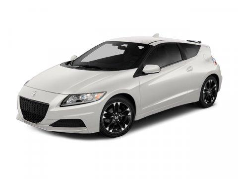 2014 Honda CR-Z 3DR CVT  V4 15 L Variable 0 miles  Front Wheel Drive  Power Steering  ABS