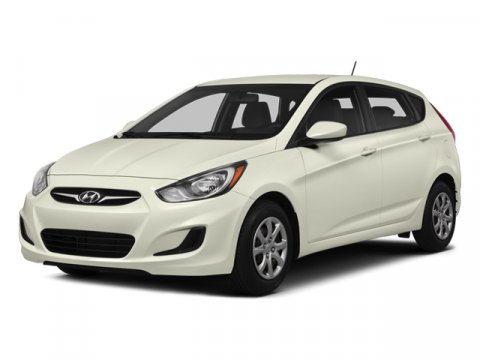 2014 Hyundai Accent GS Ironman Silver MetallicBLACK V4 16 L Manual 4 miles With handsome styli
