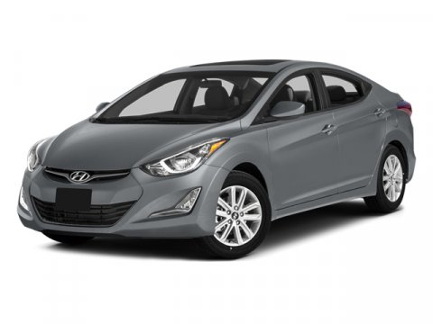 2014 Hyundai Elantra Limited Black DiamondBeige V4 18 L Automatic 4311 miles  Front Wheel Dri
