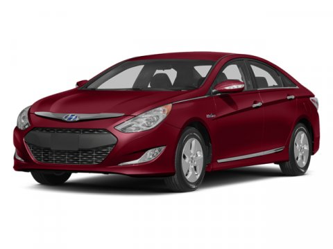 2014 Hyundai Sonata Hybrid Limited Starlight SilverGray V4 24 L Automatic 5 miles Recipient of