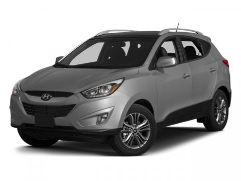 2014 Hyundai Tucson Gray V4 24 L Automatic 20142 miles The Hyundai Tucson made its mark many