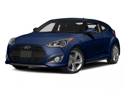 2014 Hyundai Veloster Turbo Boston Red MetallicBLACK V4 16 L Manual 5 miles  Turbocharged  Fr