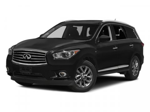 2014 INFINITI QX60 Base Black ObsidianGraphite V6 35 L Variable 51246 miles CARFAX One-Owner