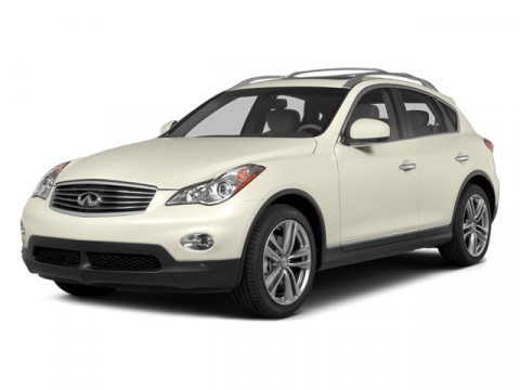 2014 Infiniti QX50 Journey Moonlight WhiteChestnut V6 37 L Automatic 0 miles Never worry on th