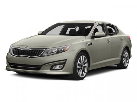 2014 Kia Optima SX Turbo Titanium Silver V4 20 L Automatic 0 miles  Turbocharged  Front Wheel