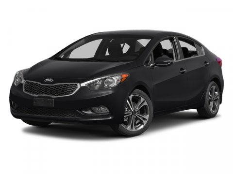2014 Kia Forte EX Abyss Blue V4 20 Automatic 8 miles  Front Wheel Drive  Power Steering  ABS