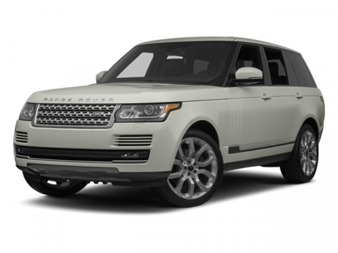 2014 Land Rover Range Rover HSE SilverBlack V6 30 L Automatic 35503 miles Door Handle Color -