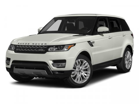 2014 Land Rover Range Rover Sport Supercharged AWD WhiteEspressoAlmond V8 50 L Automatic 4139