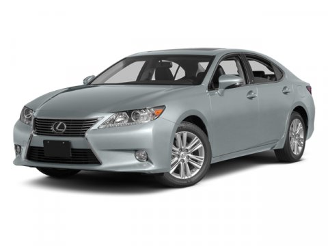 2014 Lexus ES 350 FWD Silver Lining MetallicLight Gray V6 35 L Automatic 27176 miles No Deale
