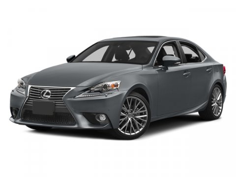 2014 Lexus IS 250 RWD BlackBlack V6 25 L Automatic 40009 miles One Owner Black with Black Le