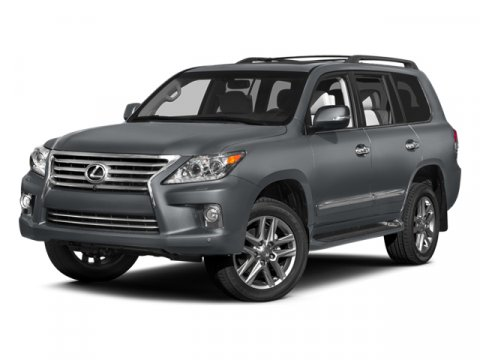 2014 Lexus LX 570 Silver Lining Metallic V8 57 L Automatic 19776 miles  Four Wheel Drive  To