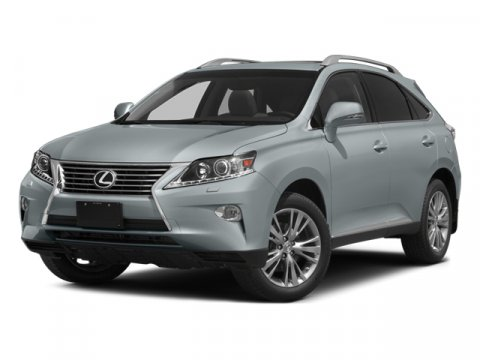 2014 Lexus RX 350 Nebula Gray Pearl V6 35 L Automatic 34301 miles  All Wheel Drive  Power St
