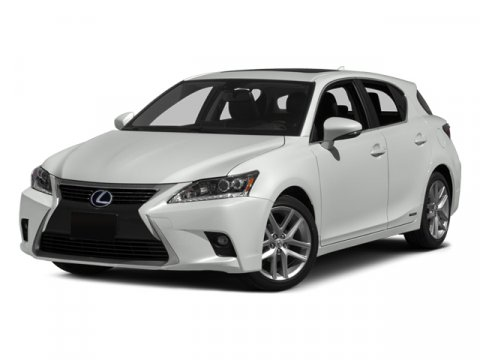 2014 Lexus CT 200h Hybrid  V4 18 L Variable 2133 miles  Front Wheel Drive  Power Steering