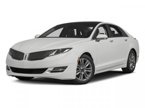 2014 Lincoln MKZ Dark Side V6 37 L Automatic 3 miles  Turbocharged  Front Wheel Drive  Activ
