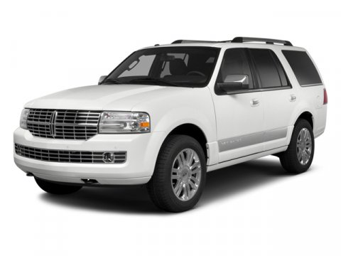 2014 Lincoln Navigator Tuxedo Black MetallicCanyon wCharcoal Piping V8 54 L Automatic 6839 mil