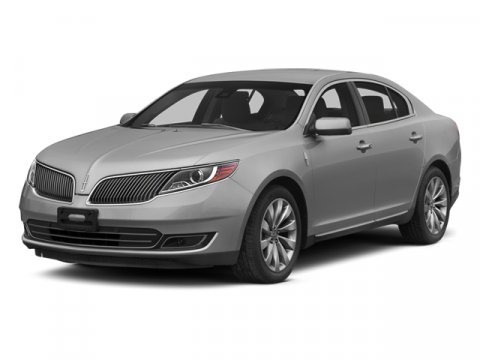 2014 Lincoln MKS BLACK V6 37 L Automatic 3 miles  All Wheel Drive  Active Suspension  Power