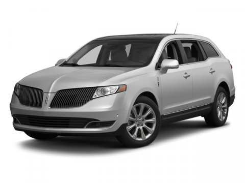 2014 Lincoln MKT EcoBoost White Platinum Metallic Tri-CoatLt Dune V6 35 L Automatic 0 miles Th