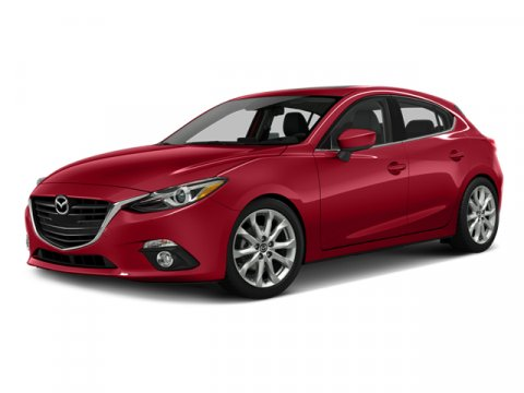 2014 Mazda Mazda3 i Sport BlueBlack V4 20 L Automatic 0 miles In the world of compact cars the