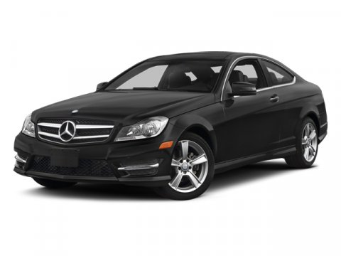 2014 Mercedes C-Class C 250 Coupe RWD WhiteBlack V4 18 L Automatic 35279 miles No Dealer Fees