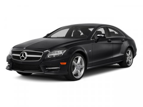 2014 Mercedes CLS-Class CLS550 STEEL GREYASH BLACK LEATH V8 47 L Automatic 8 miles Uncompromis