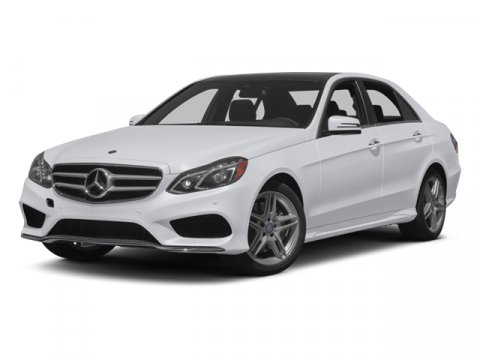 2014 Mercedes E-Class E350 Sport Polar WhiteBLACK MB TEX V6 35 L Automatic 4 miles The 2014 Me