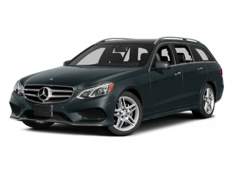 2014 Mercedes E-Class E350 4MATIC Wagon Steel GreyBlack Mb Tex V6 35 L Automatic 123 miles The