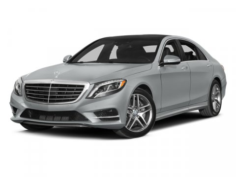 2014 Mercedes S-Class S550 Anthracite Blue MetallicNut BrownBlack V8 47 L Automatic 11 miles