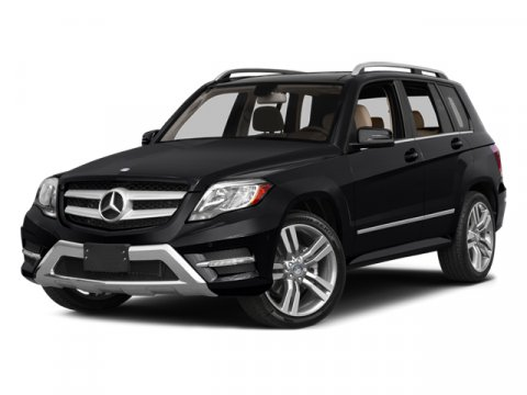 2014 Mercedes GLK-Class GLK350 RWD STEEL GREY V6 35 L Automatic 6 miles  BURL WALNUT WOOD TRIM