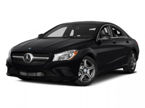 2014 Mercedes CLA-Class CLA45 AMG Obsidian BlackBlack Leather V4 20 L Automatic 6 miles  Turbo