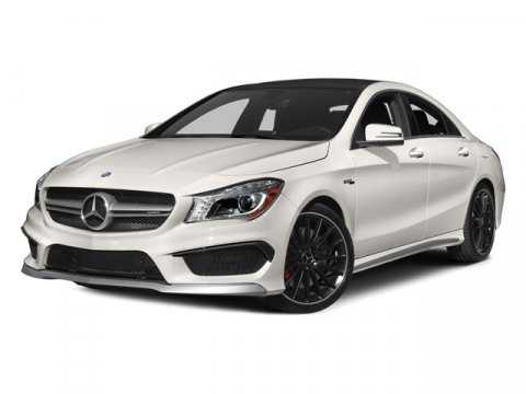2014 Mercedes AMG CLA 45 4MATIC Night BlackBlack Mb Tx WD V4 20 L Automatic 17260 miles  BLI