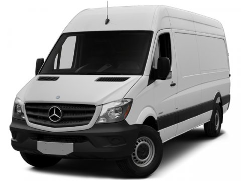 2014 Mercedes Sprinter Cargo Van 2500 170 EXT Arctic WhiteTUNJA BLACK V4 21 L Automatic 11 mile
