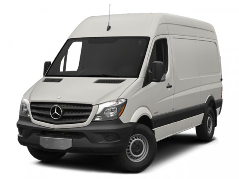 2014 Mercedes Sprinter Cargo Vans Gray White V4 21 L Automatic 12 miles   Stock 141704 VI
