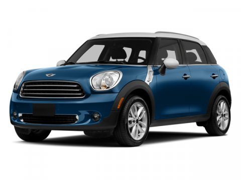 2014 MINI Cooper Countryman 4DR 4WD Light White V4 16 L Automatic 30215 miles Prior Rental -