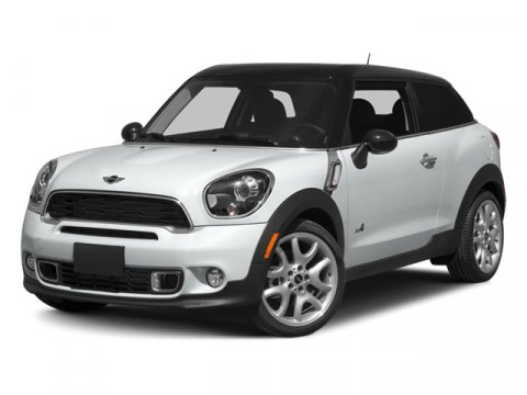 2014 MINI Cooper Paceman S Light White V4 16 L 6-Speed 8382 miles ONE OWNER Local Trade LEA