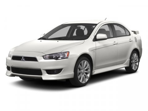 2014 Mitsubishi Lancer Ralliart AWD Wicked White MetallicBlack V4 20 L Automatic 43442 miles
