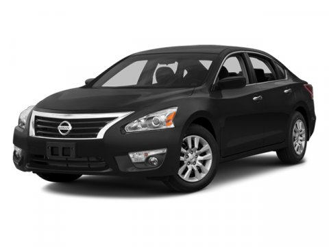 2014 Nissan Altima S Super Black V4 25 L Variable 5 miles  Front Wheel Drive  Power Steering