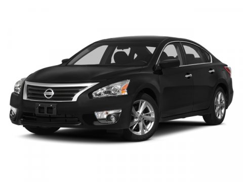 2014 Nissan Altima SV Super Black V4 25 L Variable 8 miles  Front Wheel Drive  Power Steering