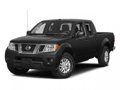 2014 Nissan Frontier SV Super Black V6 40 L Manual 8510 miles  Four Wheel Drive  Power Steer