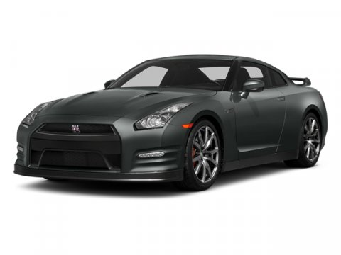 2014 Nissan GT-R Black Edition Jet Black Pearl V6 38 Automatic 26 miles  Turbocharged  All Wh