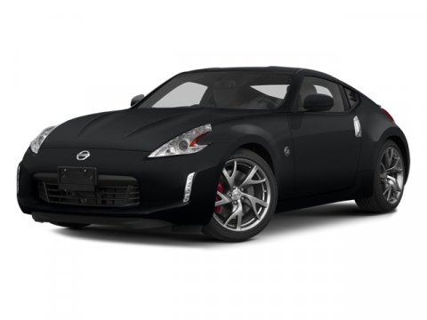 2014 Nissan 370Z Touring Magnetic Black MetallicBlack V6 37 L Manual 10 miles  SPT  NAV  FL2