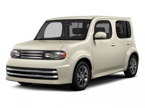 2014 Nissan cube S Bali Blue Pearl MetallicWLIGHT GRAY V4 18 L Variable 5 miles  B92 4-PIEC