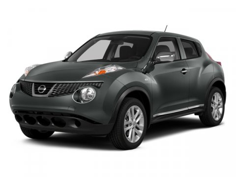 2014 Nissan JUKE SV Gun Metallic V4 16 L Variable 10 miles  Turbocharged  Front Wheel Drive