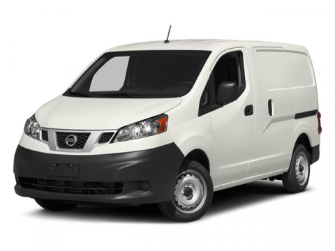 2014 Nissan NV200 SV FWD WhiteBlack V4 20 L Variable 29925 miles One Owner White with Black