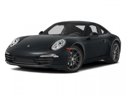 2014 Porsche 911 Carrera Coupe BlackSTNDRD BLACK V6 34 L Manual 15 miles  Rear Wheel Drive  P