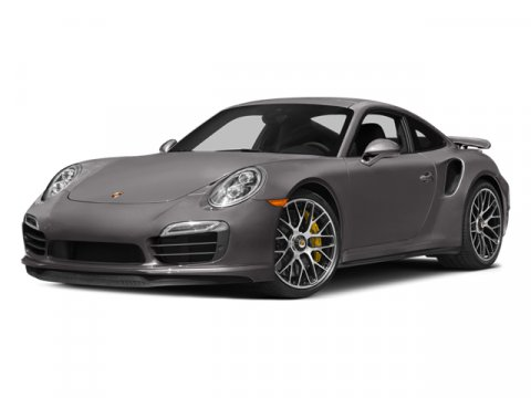 2014 Porsche 911 Turbo S Coupe BlackBlack Full Leat V6 38 L Automatic 2469 miles  Turbocharged