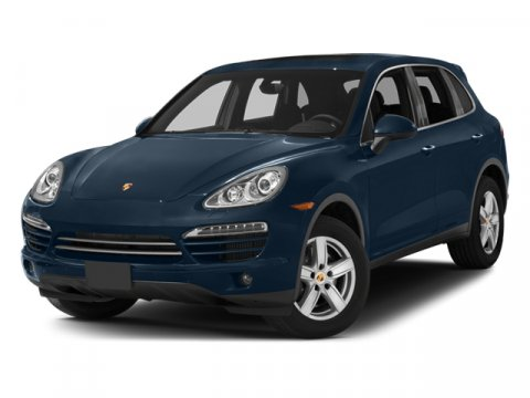 2014 Porsche Cayenne Diesel Platinum Edition BlackSTNDRD LUXOR BE V6 30 L Automatic 8 miles Th