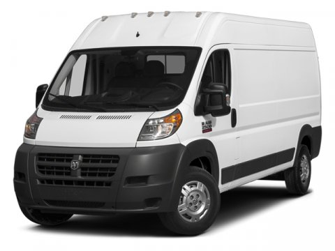 2014 Ram ProMaster Bright White Clearcoat V6 36 L Automatic 10 miles Comes with Hoblits 2 yea